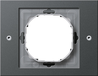 Gira Adaptateur cadre 028967 F Système 55 tx/_44 Anthracite