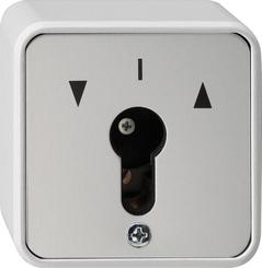 gira schl sselschalter 10 ax 250 v f r alle din. Black Bedroom Furniture Sets. Home Design Ideas