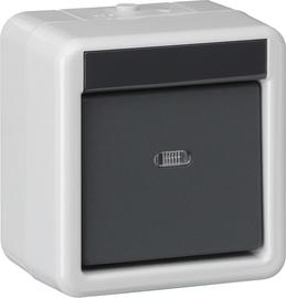 gira knx drukcontactbusaankoppelaar wg ap 1 voudig met. Black Bedroom Furniture Sets. Home Design Ideas